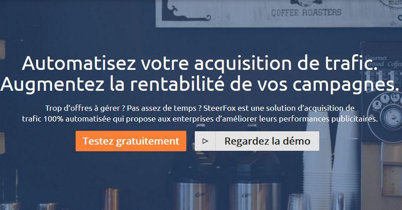 logiciel d'acquisition de trafic pour e-commerçants